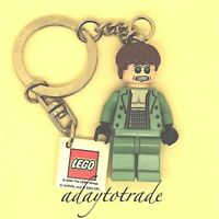 LEGO Marvel Super Heroes Spiderman Minifigure Key Ring - Doc Ock - 851028 R467