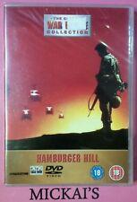 HAMBURGER HILL - THE CLASSIC WAR MOVIE COLLECTION CWMCN25 DeAGOSTINI DVD PAL
