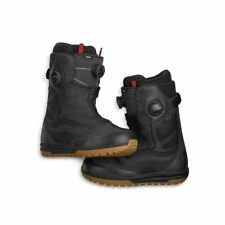 Vans verse boots bryan iguchi black gum 2020 double boa snowboard freeride ba...