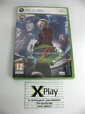 Xbox360 The King of Fighters XII Nuevo Precintado Pal España