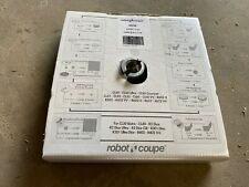 "Robot Coupe 28196 Food Processor 1/4"" Cutting Slicing Disc Brand New"
