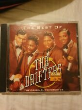 THE BEST OF THE DRIFTERS CD ALBUM