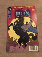 The Batman Adventures #17 RARE Newsstand Variant 1st Print [DC Comics, 1994]