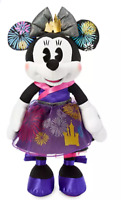 DISNEY Minnie Mouse Main Attraction Nighttime Fireworks & Castle Finale Plush