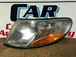 Corner Light Indicator White Offside Fits SAAB 9-3 Hatchback 1998-2003