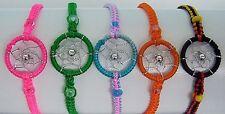 50 Peruvian Dreamcatcher Friendship Bracelets. Handmade in Peru
