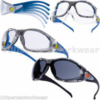 Delta Plus Venitex PACAYA Safety Specs Glasses Sunglasses Spectacles Cycling New