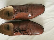 Clarks Brown Brogues Size 9