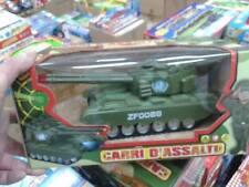 CARRO ARMATO MILITARE set gioco di qualità giocattolo toy a39 ROM