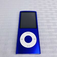 iPod Nano 4th Generation 8GB Model A1285 Purple GOOD Free Shipping
