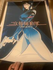 Ghost In The Shell 24x36 Movie Print Poster Not Mondo