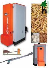 Hackschnitzelheizung 40 kW EG Multifuel - Hackgut, Pellets, Biomasse - Automatik