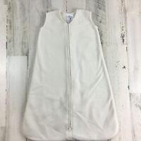 Halo Sleepsack Sleep Sack Small 0 to 6 M Cream Soft Fleece Boys Girls Unisex