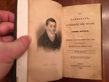 1824 Captivity Sufferings Escape English Soldiers INDIA, Hyder Ali, Tippoo Saib