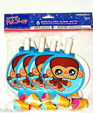 ~LITTLEST PET SHOP ~  8-BLOWOUTS     PARTY SUPPLIES