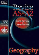 AS and A2 Geography: Study Guide by Peter Goddard (Paperback, 2011)
