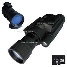 Video Camera Night Vision Digital NV Goggles Monocular 8GB Security Camera Gen