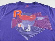 ***RARE***REEBOK Sport 80's Retro Breakdancing Pocket T Shirt Size M (Sample)
