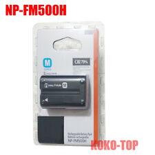 NP-FM500H Battery for Sony Alpha A77 A99 A100 A200 A350 A550 A700 A900 BC-VM10