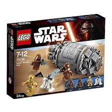 Cápsula de Escape Droide - LEGO STAR WARS 75136 - NUEVO