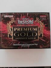 Yu-Gi-Oh! Box Premium Gold Infinite Gold Deutsch 1.Auflage