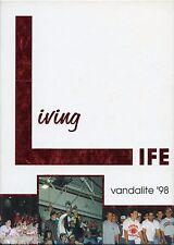 Van High School Texas 1998 ORIGINAL yearbook Pre-K-12 annual history genealogy