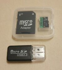 Speicherkarte Micro SD 1 TB (14.5 GB) PNY + SD Adapter + USB Adapter