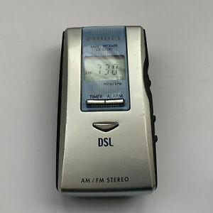 AIWA CR-LD120  AM/FM Stereo Receiver DSL Dynamic Super Linear Bass Radio