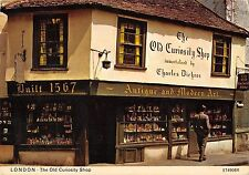 B102295 london the old curiosity shop   uk