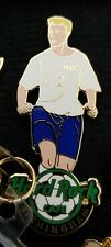 Hard Rock Cafe Birmingham 2006 football soccer player pin