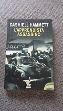 DASHIELL HAMMETT L APRENDISTA ASSASSINO 1° ED 2002 GUANDA FUORI CATALOGO