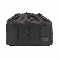 Selens Camera Insert Inner Bag SE-2512 Multi Padded Partition Fr Lens DSLR SLR