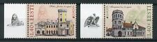 Estonia 2017 MNH Castles Europa Maarjamae Keila-Joa Castle 2v Set Tourism Stamps