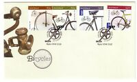 "2015 FDC Australia. Bicycles. Pedals & crank PictFDI ""RYDE"""