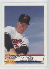 1993 Fleer ProCards Minor League John Toale #51