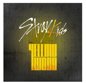 """STRAY KIDS Special Album """"Clé 2 : Yellow Wood"""" [1 PHOTOBOOK + 1 CD] Limited Ver"""