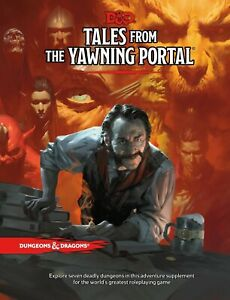 Tales From the Yawning Portal (Dungeons & Dragons) DnD RPG