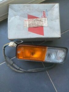 NOS RH Indicator Side Light Unit Fiat 131 Rally Abarth Berlina Special 4332073