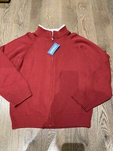 NWT Gymboree Burgundy Red Holidays Sweater Size 10 Picture Christmas