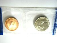 1997-P JEFFERSON NICKELS WITH MEDALLION  <> FULL STEPS <> BU IN U.S.MINT CELLO