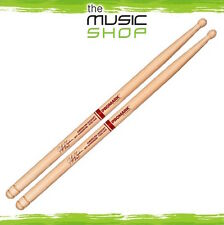 Set of Promark American Hickory TXDC18IW Jeff Ausdemore Marching Drumsticks