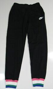 Nike Womens Sportswear Sweatpants Joggers Small CU5909-010 Nwt