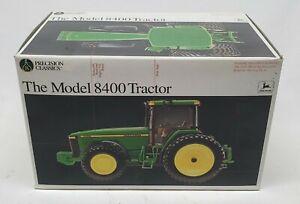 Ertl Precision Classics #8 John Deere Model 8400 Tractor 1/32 Scale SEALED Box