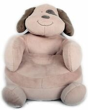 Puppy Dog Soft Childrens Arm Chair - Textile Armchair For Nurseries / Bedrooms