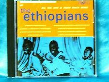 Rare Reggae CD: The Ethiopians - The Ethiopians - Trojan CDTRL 228
