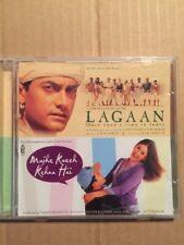Lagaan - Mujhe Kucch Kehna Hai Bollywood Soundtrack 1st Edition Combo CD