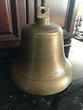 Antique Brass Large Bell Loud