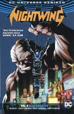 NIGHTWING TPB VOL 4 BLOCKBUSTER REBIRTH REPS #22-28 NEW/UNREAD