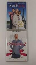 LA PANTERA ROSA 1+ 2 CON STEVE MARTIN (DVD) 2 COFANETTI, NUOVI, ITALIANI