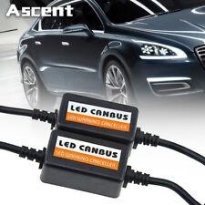 2X H8 H9 H11 LED Headlight Decoder Canbus Anti Flicker Error Free Load Resistor